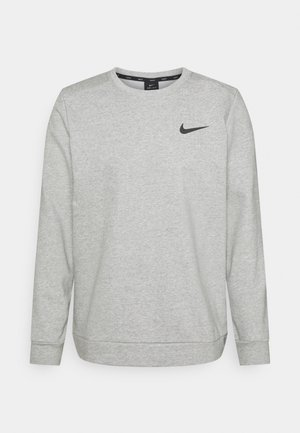 CREW - Sweatshirt - dark grey heather