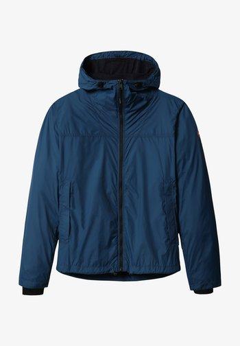 A-CIRCULAR - Outdoor jacket - poseidon blue