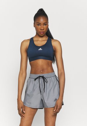 BRA - Sports-BH-er med medium støtte - crew navy/white