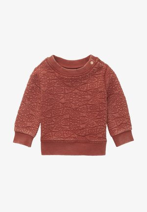 Sweatshirt - henna