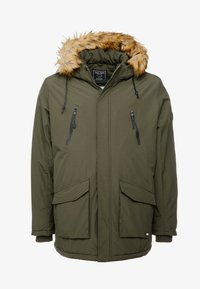 Cars Jeans - DEMSEY PLUS - Parka - army - 5