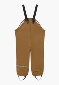 CeLaVi - BASIC RAINWEAR SET UNISEX - Spodnie przeciwdeszczowe - rubber - 3