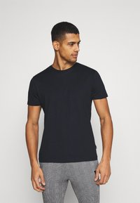 Burton Menswear London - TEE 3 PACK - Camiseta básica - navy - 3