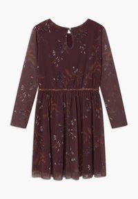 The New - ANNA RIHANNA - Cocktailkleid/festliches Kleid - bordeaux - 1