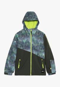 O'Neill - HALITE JACKET - Snowboardová bunda - green - 0