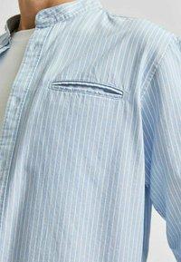Selected Homme - SLHSLIMTEXAS - Overhemd - cerulean - 4