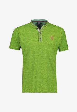 FINELINER SERAFINO - Print T-shirt - reed green