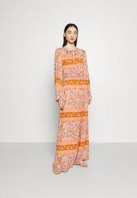 Vila - VICITY FESTIVAL DRESS - Robe longue - lavender - 0
