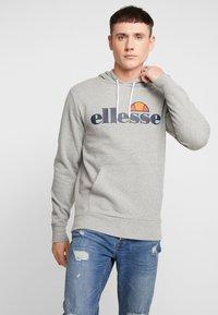 Ellesse - GOTTERO - Hoodie - grey marl - 0