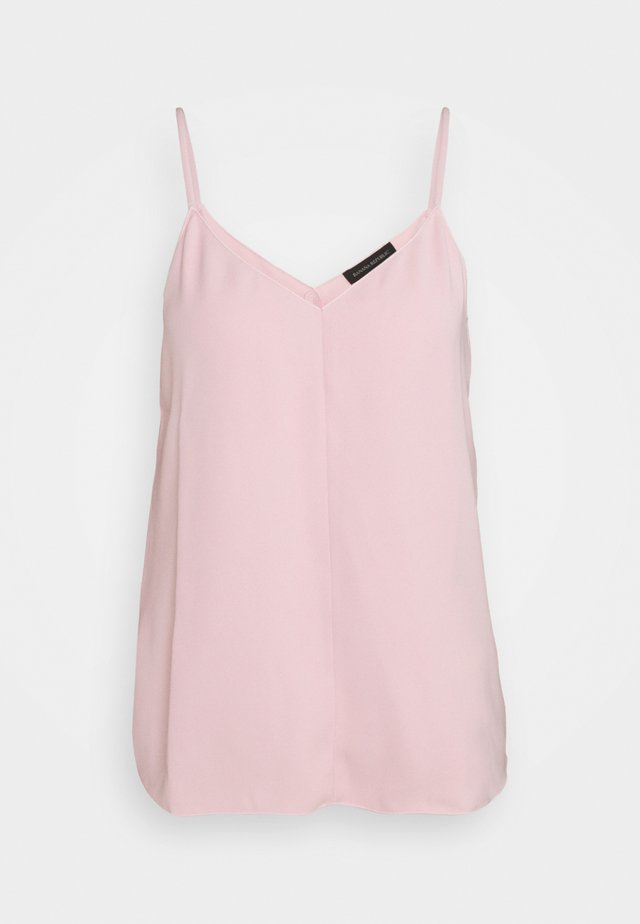MERROW EDGE CAMI - Toppe - blush hue