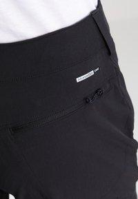 Salomon - WAYFARER - Trousers - black - 4