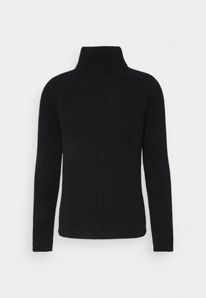 ARVID - Pullover - black