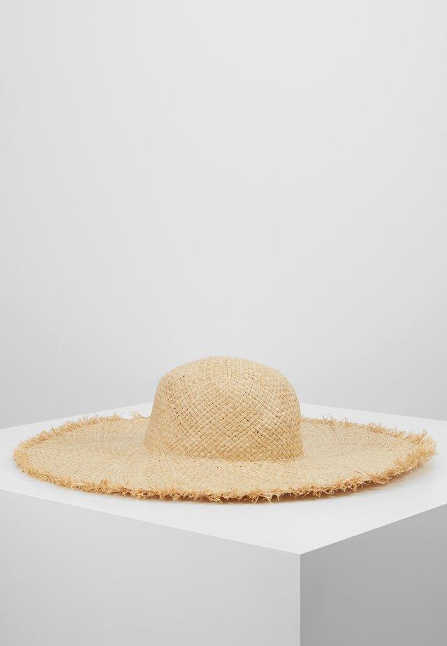 SHADY LADY OVERSIZED HAT - Accessoire de plage - natural
