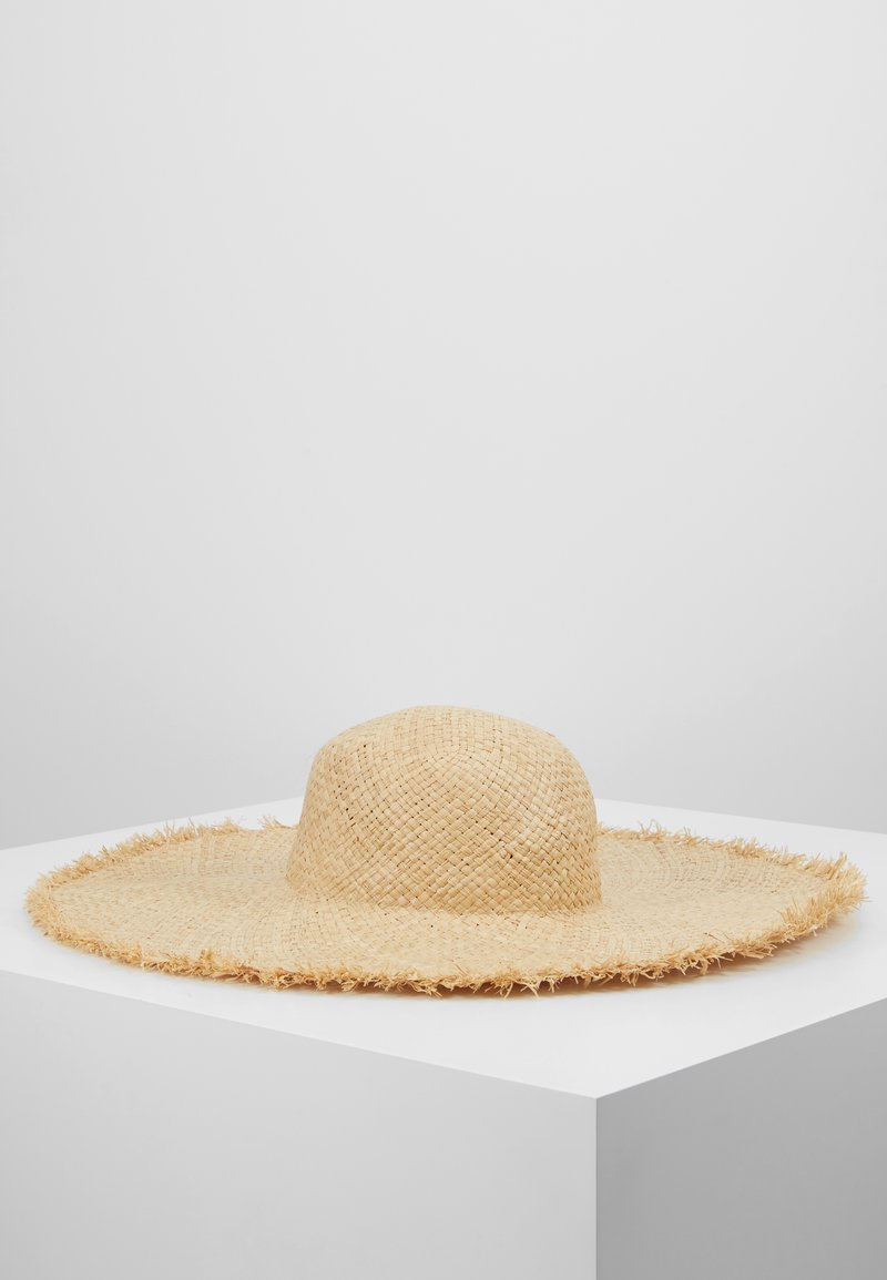 Seafolly - SHADY LADY OVERSIZED HAT - Strandaccessoire - natural