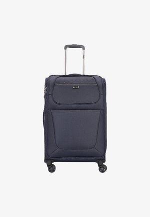 UNBEATABLE  - Wheeled suitcase - navy blue