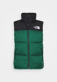 The North Face - RETRO NUPTSE VEST UNISEX - Kamizelka - evergreen - 0