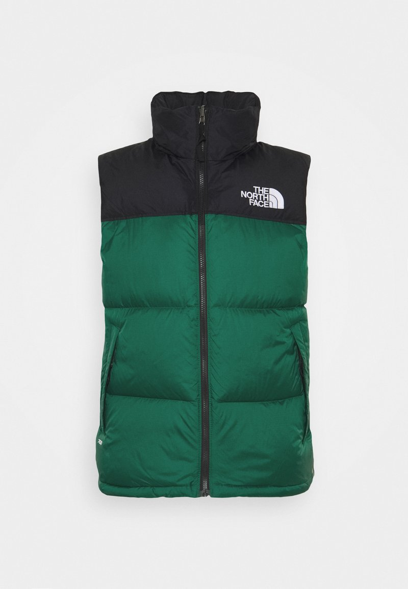 The North Face - RETRO NUPTSE VEST UNISEX - Kamizelka - evergreen