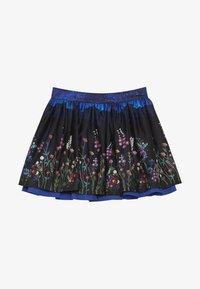 Jottum - TIKKIE - Mini skirt - blue dark navy - 2