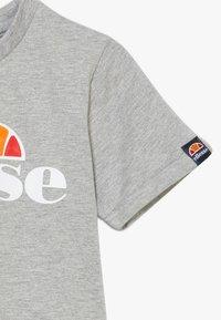 Ellesse - NICKY - T-shirt print - grey marl - 2