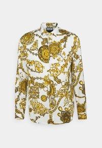 Versace Jeans Couture - PRINT REGALIA BAROQUE - Košile - bianco/gold - 3