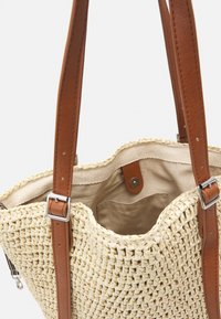 Esprit - ROSIE  - Handbag - cream beige - 2
