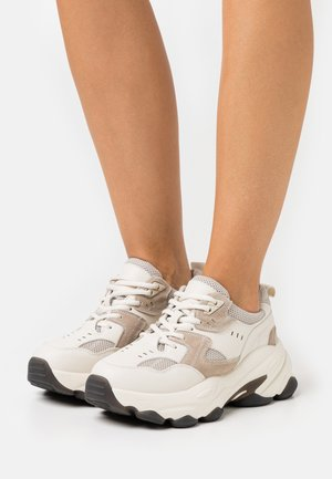 BUBBLE SOLE TRAINERS - Trainers - beige