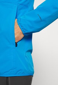 The North Face - MENS NORTH DOME STRETCH JACKET - Větrovka - clear lake blue - 4
