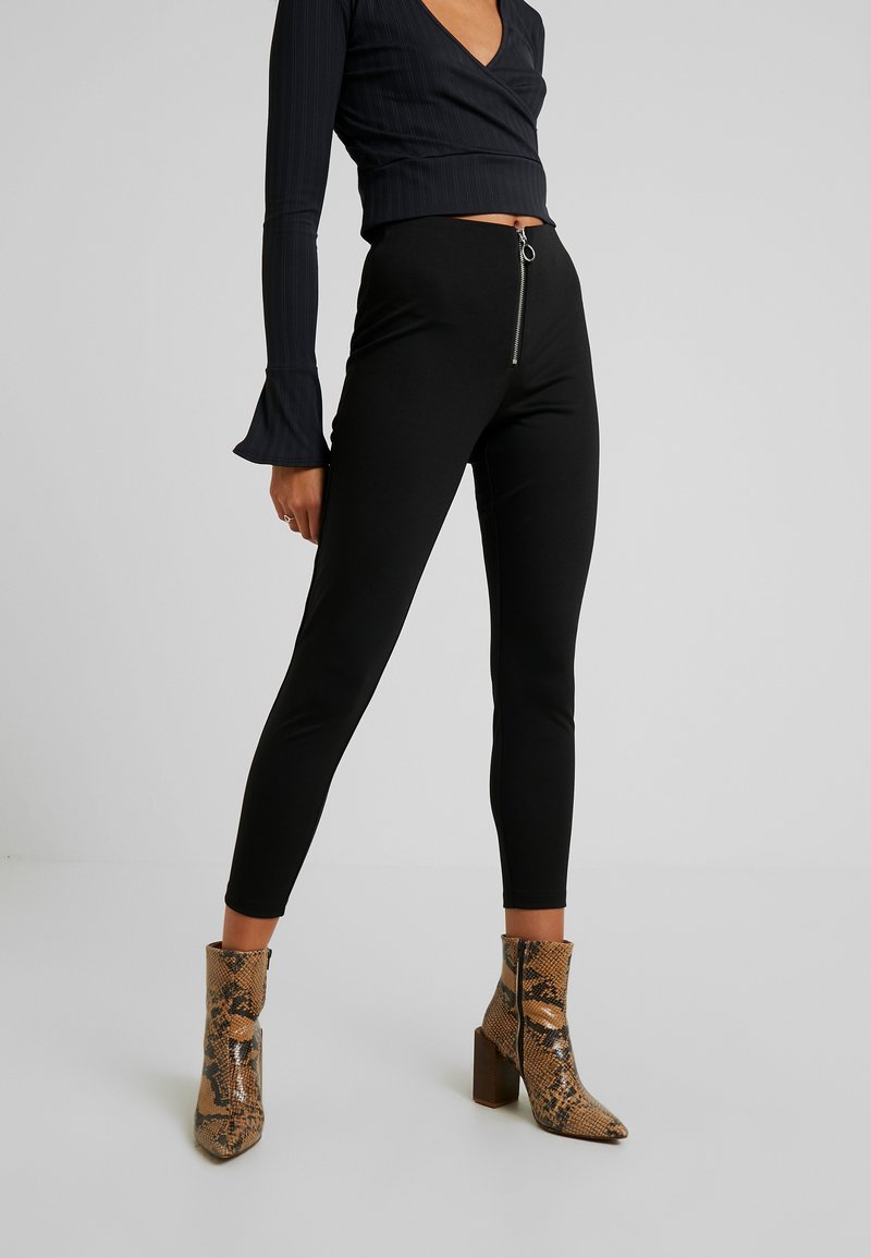 Vero Moda - VMCISSE PANT - Legíny - black