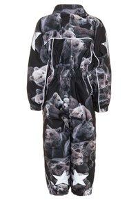 Molo - POLARIS  - Snowsuit - black - 3