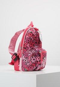 Zip and Zoe - MINI BACKPACK - Reppu - floral pink - 4