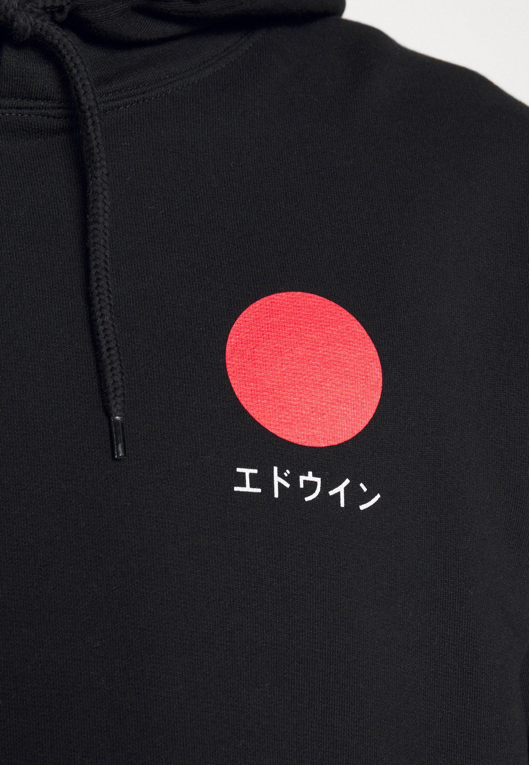 Women JAPANESE SUN HOODIE UNISEX - Sweatshirt
