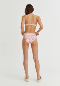 PULL&BEAR - Bikini bottoms - purple - 2