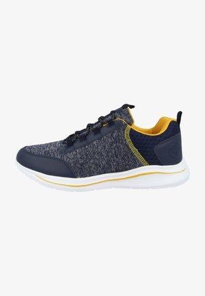 Sneakers laag - atlantic-blue-melang-atlantic (n9853-14)