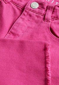 Esprit - DIVERS - Džíny Straight Fit - tropical pink - 3