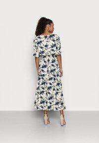 VILA PETITE - VIEFIE  DRESS PETITE - Maxi dress - birch/flowers - 2
