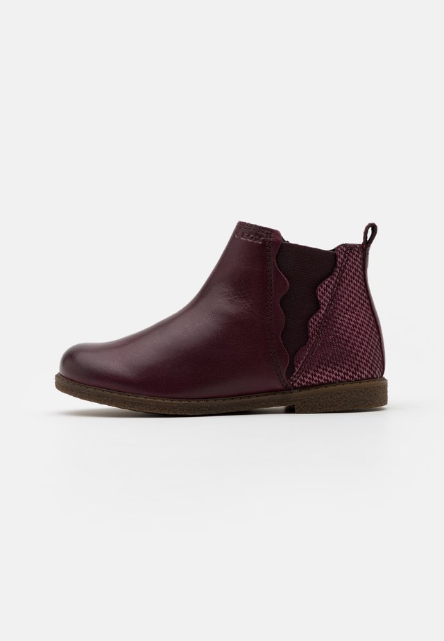 SHAWNTEL GIRL - Classic ankle boots - prune