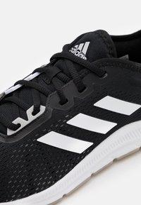 adidas Performance - ASWEETRAIN - Gym- & träningskor - core black/footwear white/grey two - 5