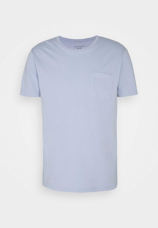 WILLIAMS POV - Jednoduché triko - zen blue