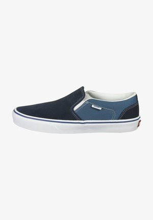 Sneakers - navy moroccan blue