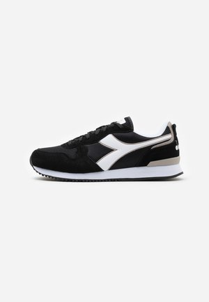 OLYMPIA - Sneakers laag - black/white