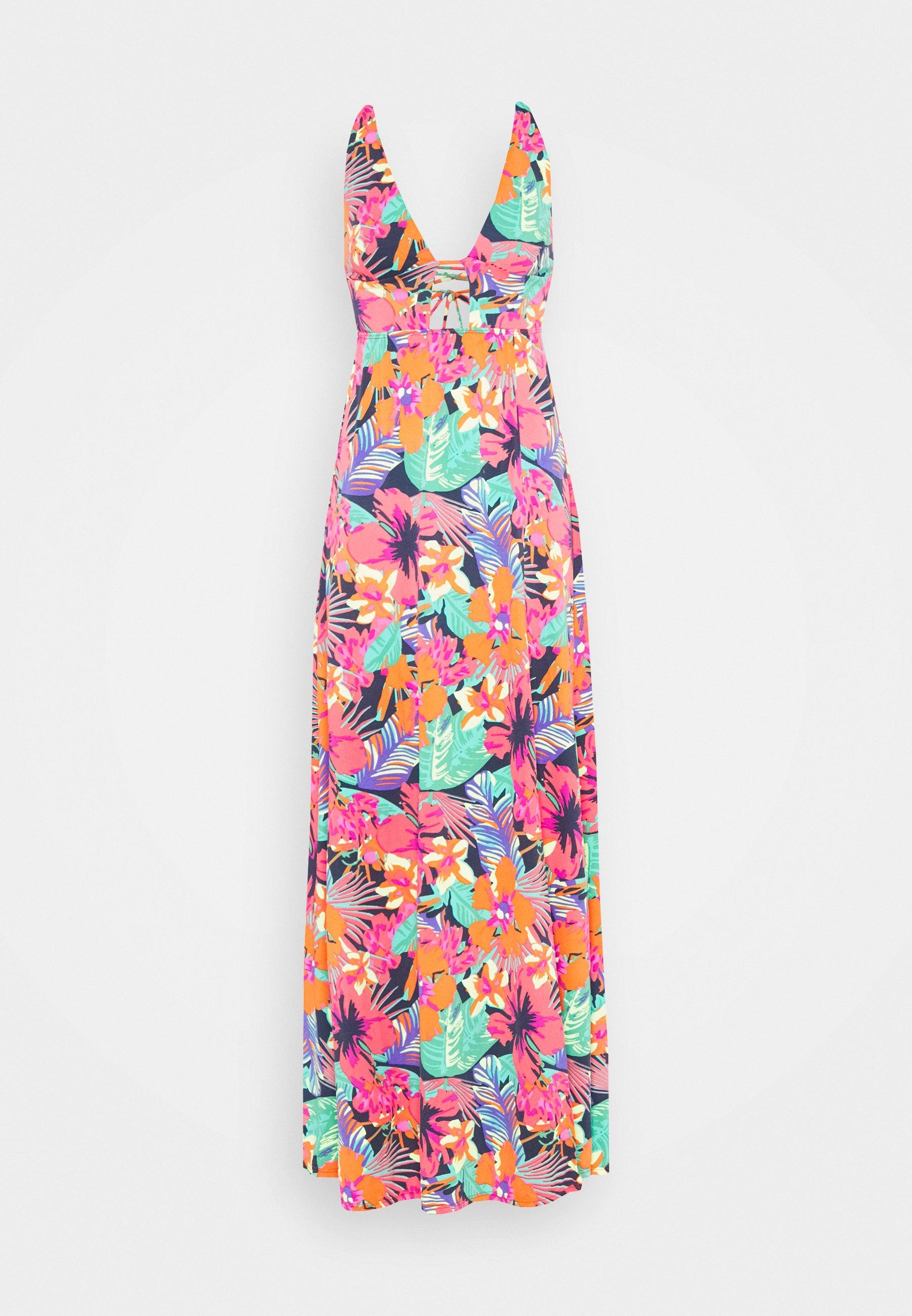 Damer FLOWERING CRYSTAL DRESS - Strand accessories