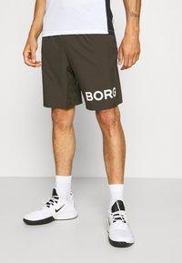 Björn Borg - AUGUST SHORTS - Sports shorts - rosin - 0