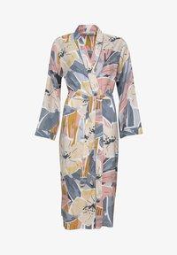 Cyberjammies - Dressing gown - grey peach - 2