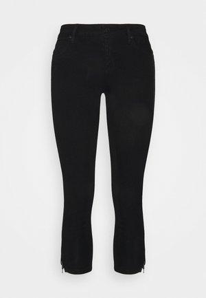 NMKIMMY ANKLE  - Jeans Skinny Fit - black denim