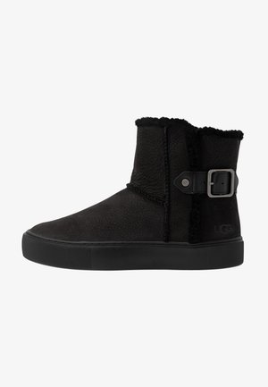 AIKA - Bottines - black