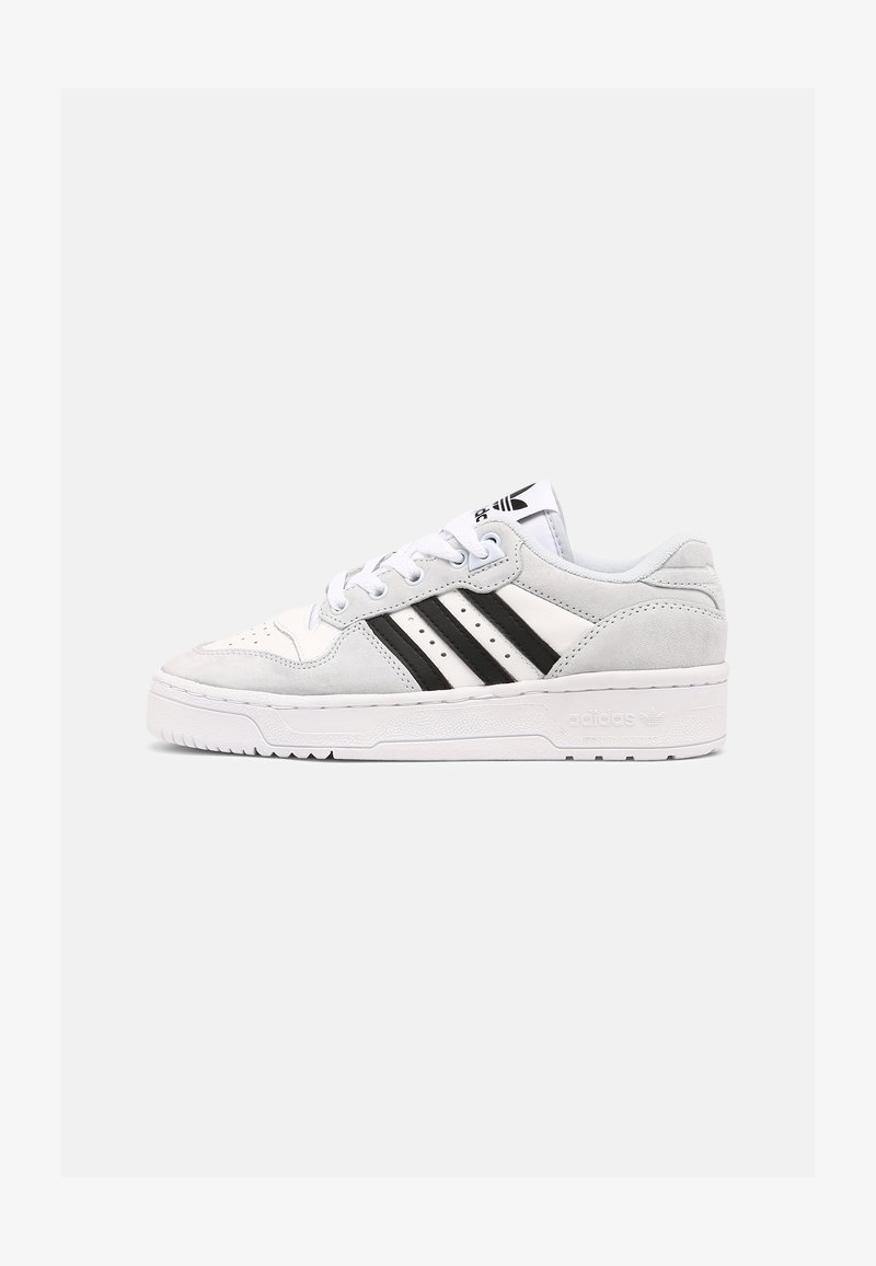 adidas Originals - RIVALRY UNISEX - Trainers - white/blue/black