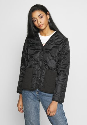VITALI - Light jacket - black
