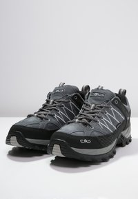CMP - RIGEL LOW TREKKING SHOES WP - Hiking shoes - grey/mineral - 2