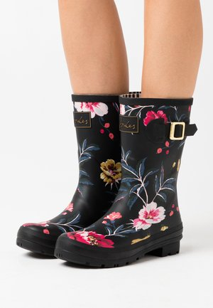 MOLLY WELLY - Wellies - black