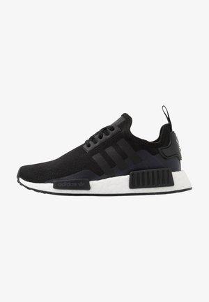 NMD_R1 - Sneakersy niskie - core black/royal blue